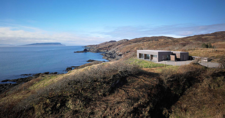 Tigh Port na Long by Dualchas Architects