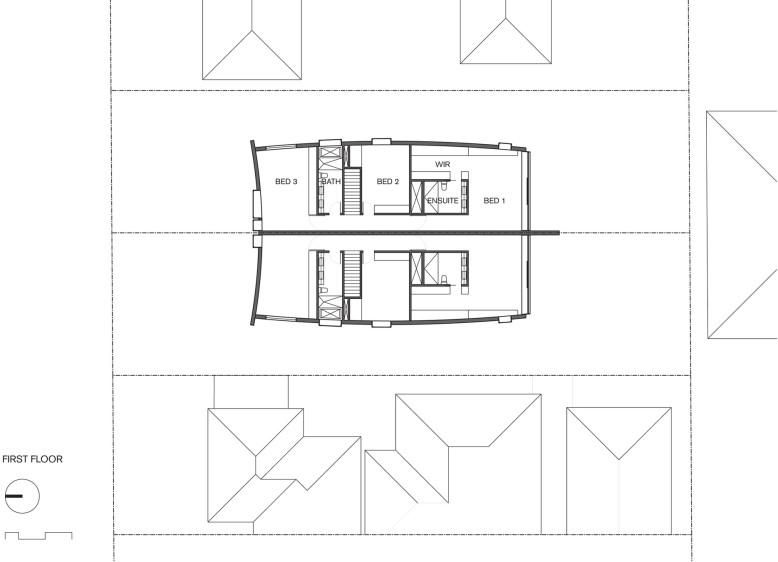 4-bedroom luxury townhouse