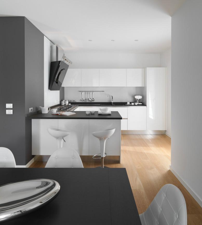 Modern Interior by Sanson Architetti
