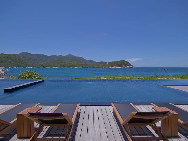 Stylish Beach Resort