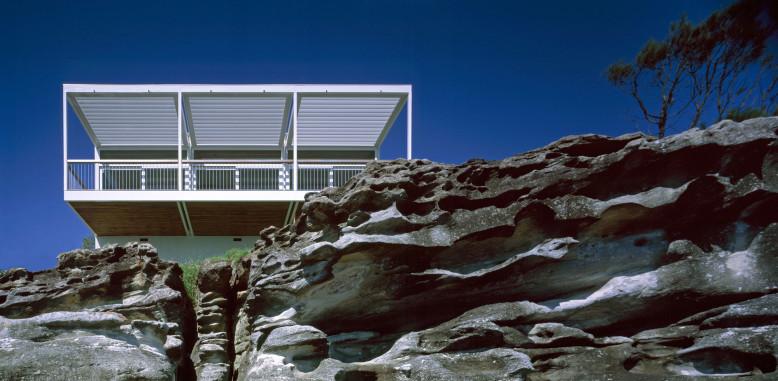 Bundeena House by Clark Pearse Architects
