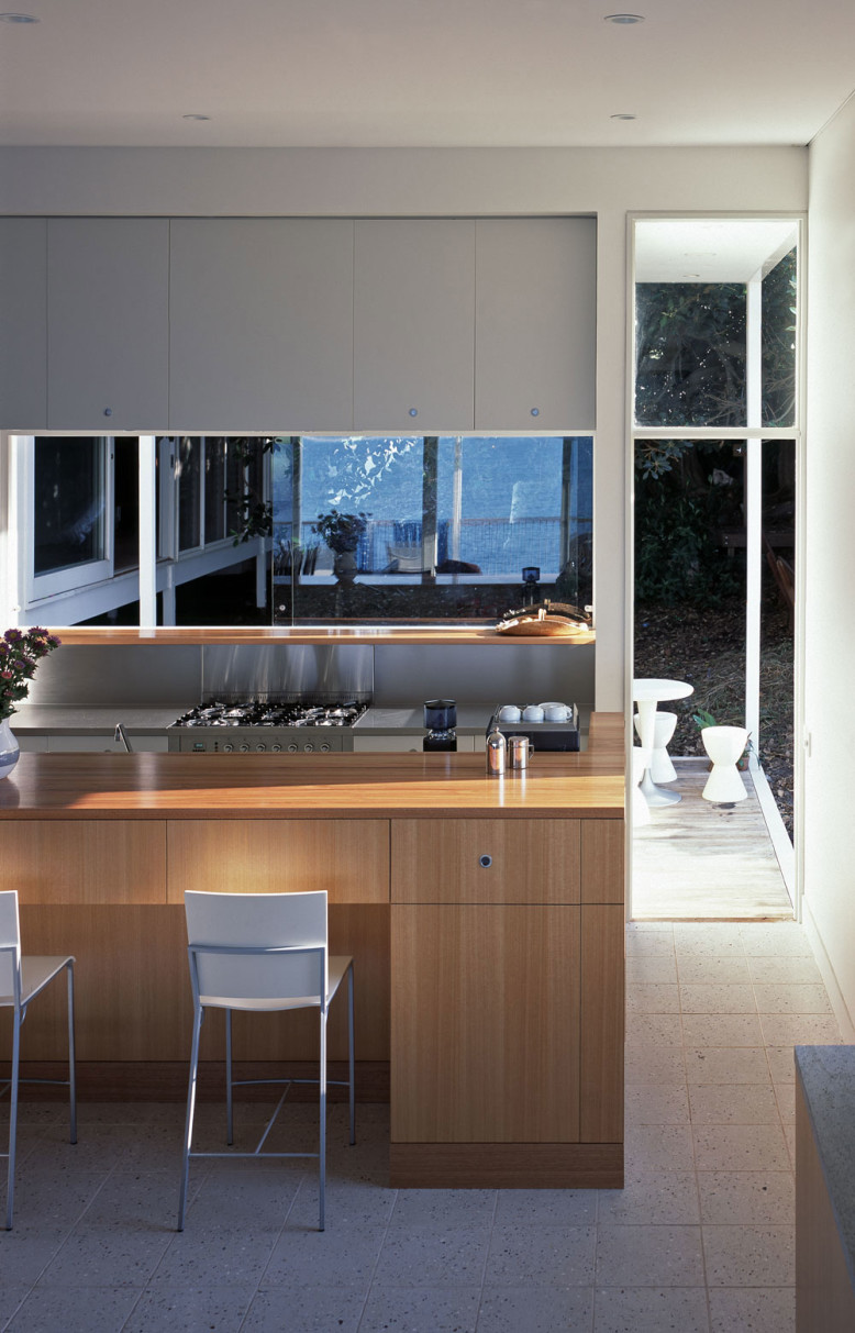 House by Clark Pearse Architects