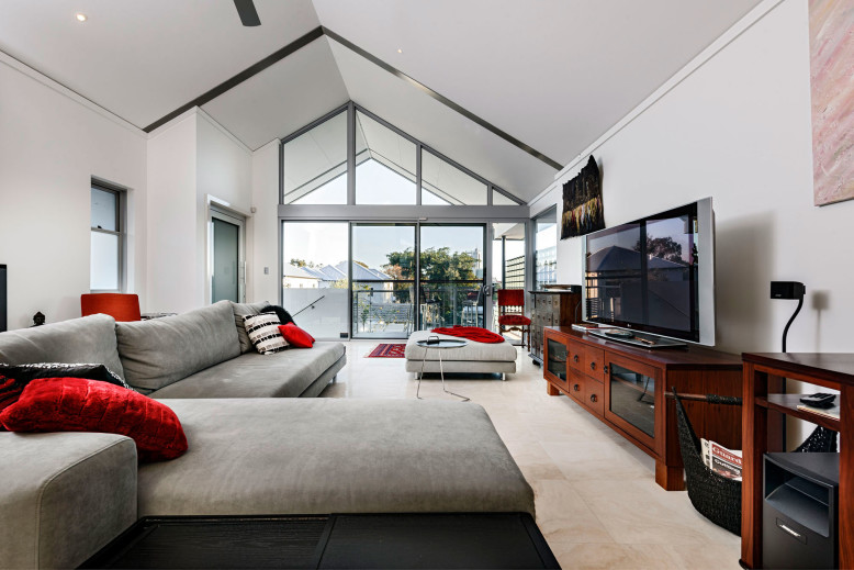 Chic two-bedroom residence