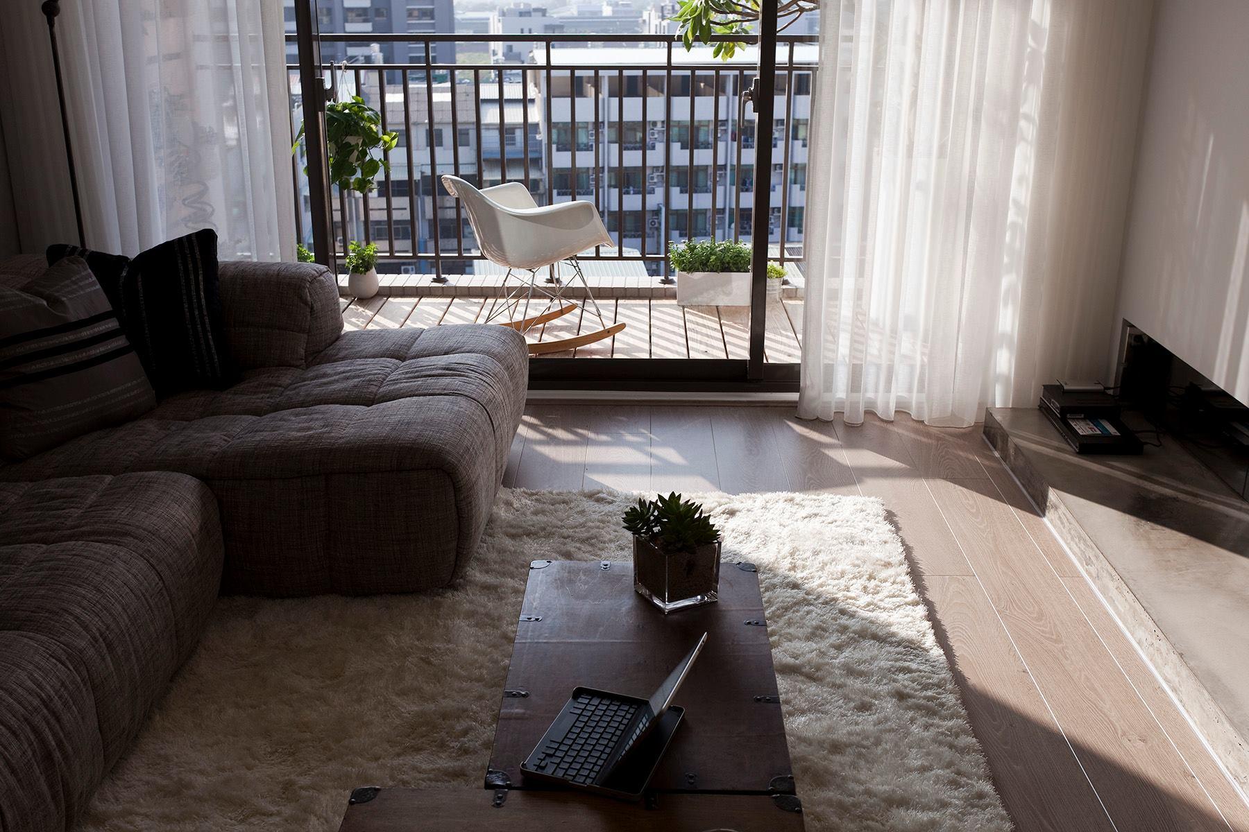 contemporary apartment in taiwanfertility design   homedezen