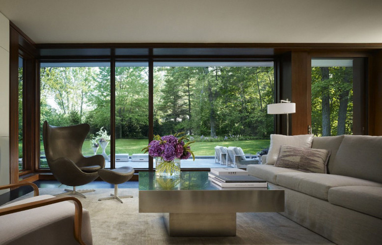 Glencoe Residence by Robbins Architecture