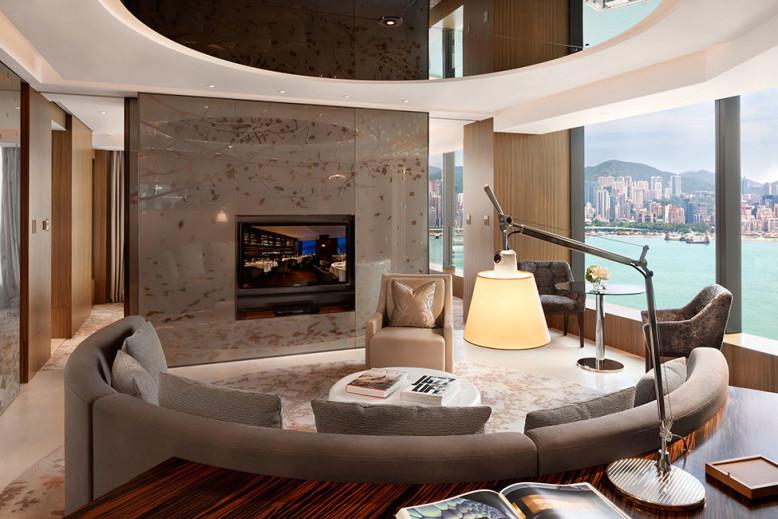 Luxury Hotel in Hong Kong