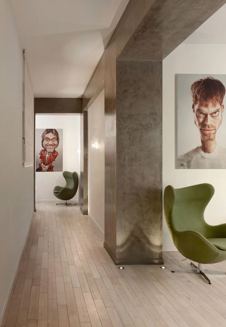 Apartment by Carola Vannini Architecture