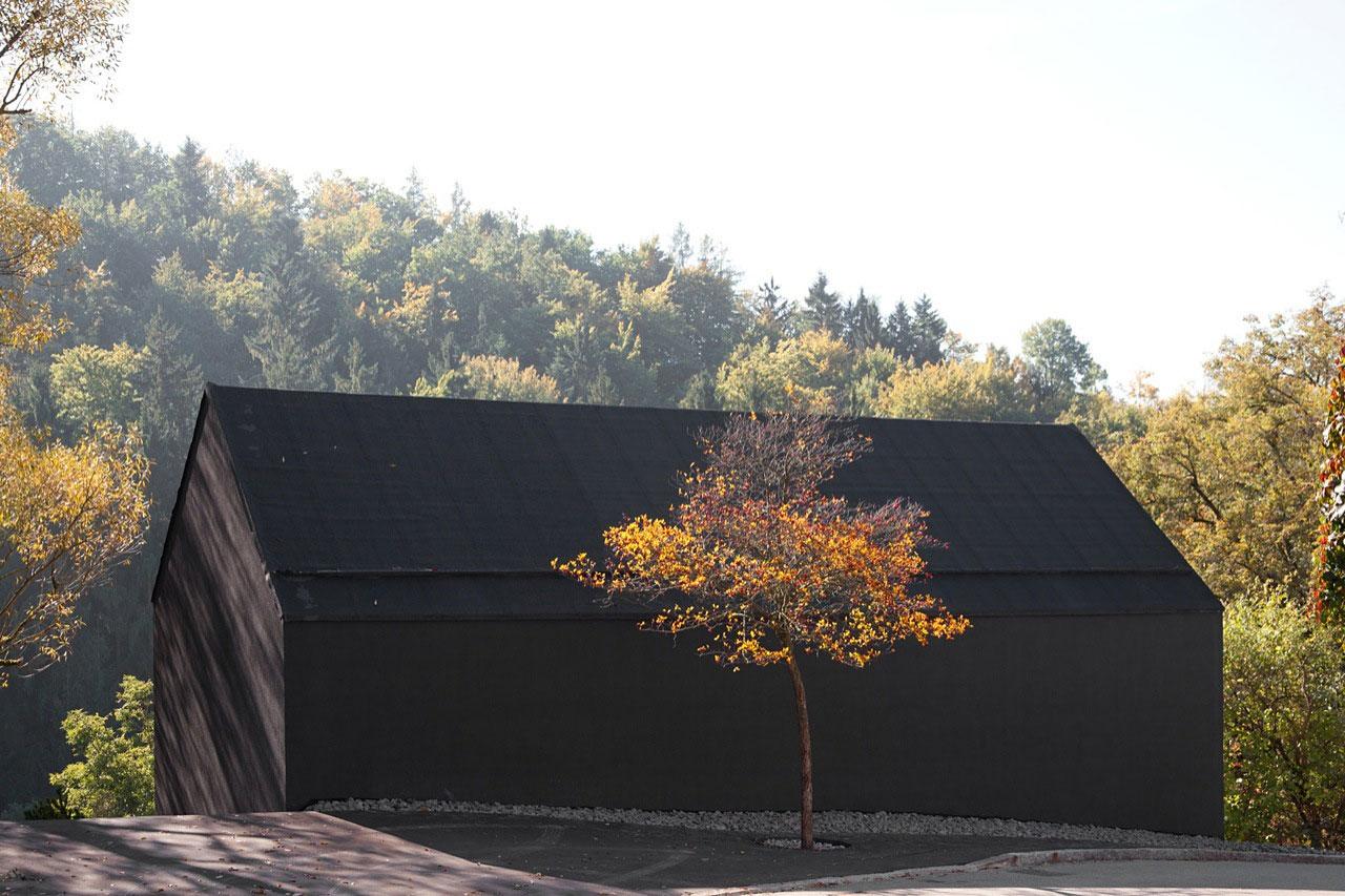 Fabi Architekten studio house by fabi architekten bda homedezen