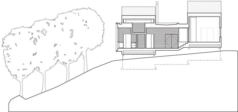 Modern House by MacKay-Lyons Sweetapple Architects
