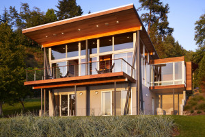 Vashon Cabin by Vandeventer + Carlander Architects