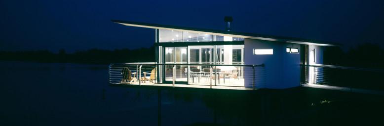 Modern Retreat by AR Design Studio