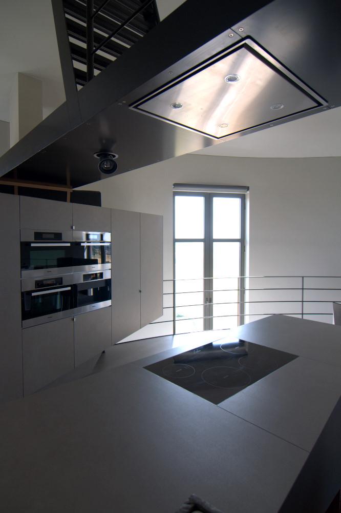 Chateau d'Eau by Bham Design Studio