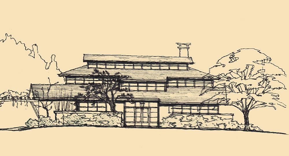 Engawa House By Sullivan Conard Architects Homedezen
