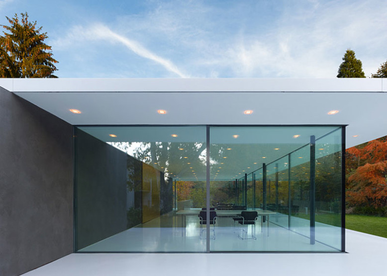 Haus D10 By Werner Sobek Homedezen