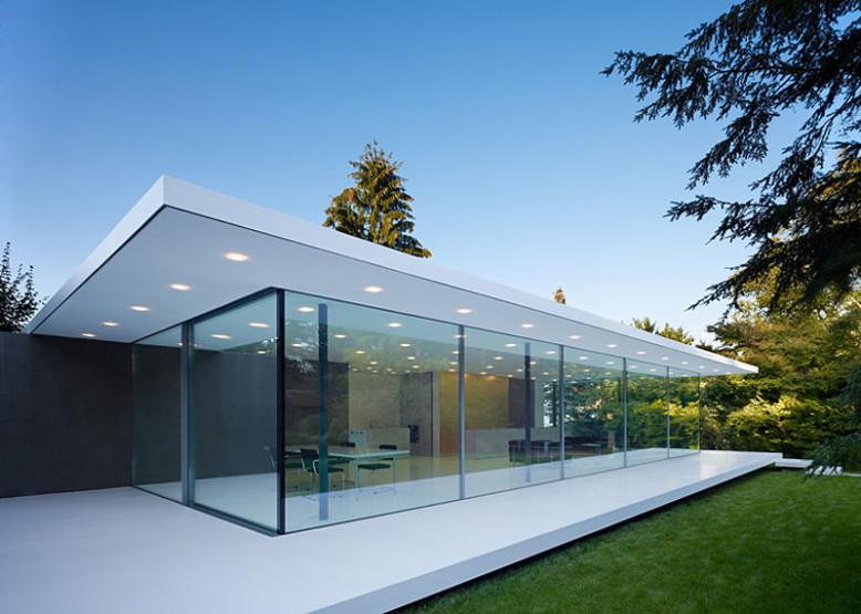 Modern Residence by Werner Sobek