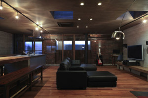 Hiding Place by Keisuke Kawaguchi+K2-Design