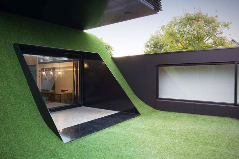 Hill House by Andrew Maynard Architects