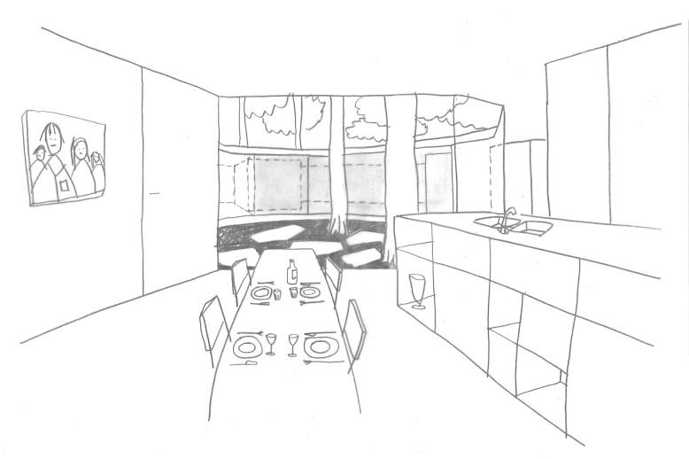 Contemporary House by Architecten De Vylder Vinck Taillieu