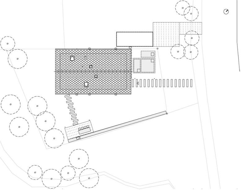 House R by Bevk Perović arhitekti