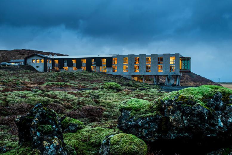 Luxury Hotel in Iceland