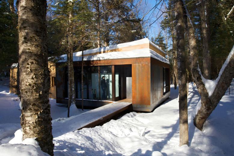La Luge by Yiacouvakis Hamelin Architectes