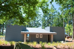 Lopez Island Cabin by Stuart Silk Architects
