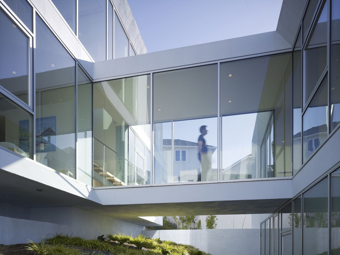 Oakland House By Kanner Architects Homedezen