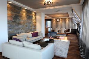 Penthouse in Belgrade by Gradnja