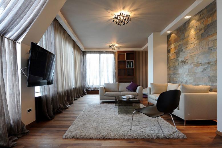 Apartment in Belgrade by Gradnja