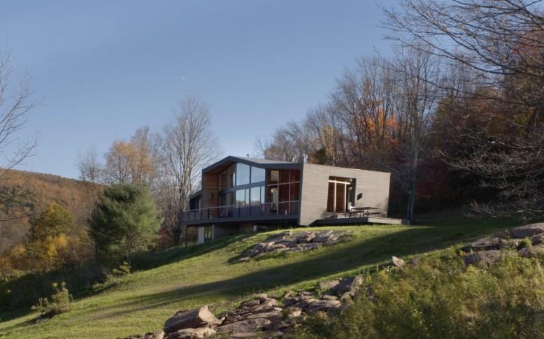 Quail Ridge House by David Jay Weiner