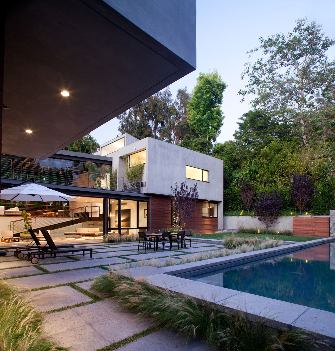 Dream Homes Los Angeles: San Lorenzo Residence By Mike Jacobs Architecture