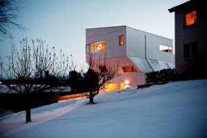 Polite House by JVA