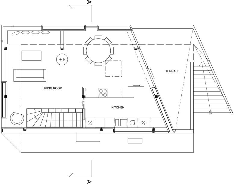Modern House by JVA