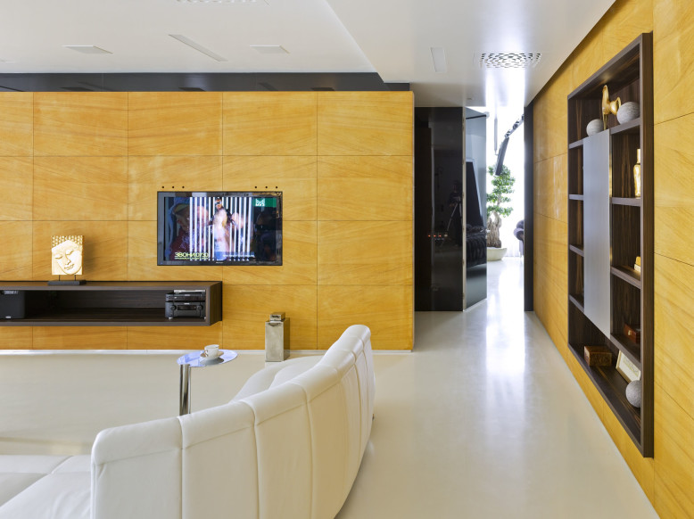 Triumph Palace Apartment by Alexey Nikolashin