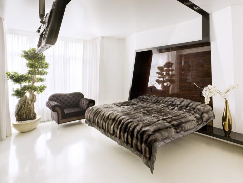 Apartment in Moscow by Alexey Nikolashin
