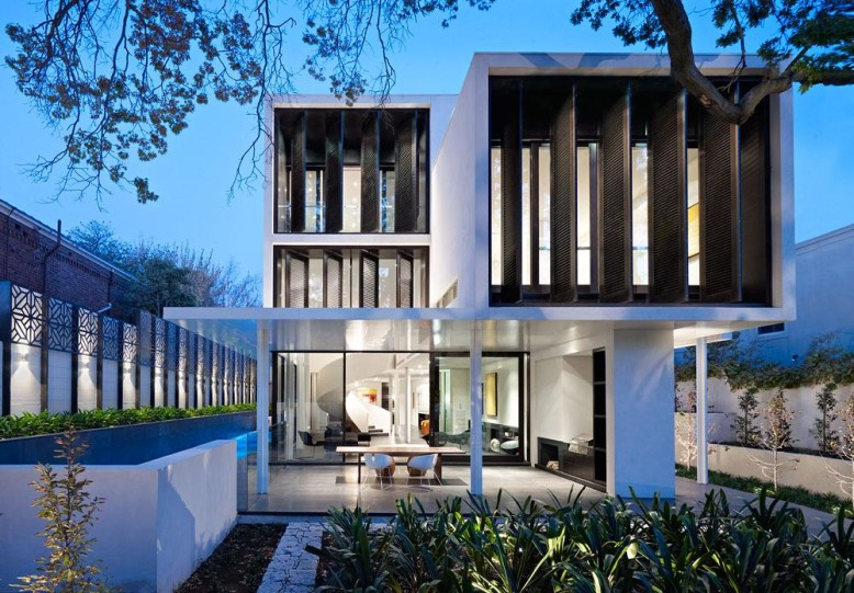 Luxury, contemporary, inner-city family home