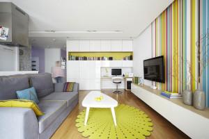 Apartment in Warsaw by Widawscy Studio Architektury