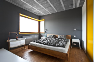 Beam & Block House by mode:lina architekci
