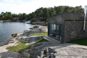 Buholmen Cabin by Skaara Arkitekter AS