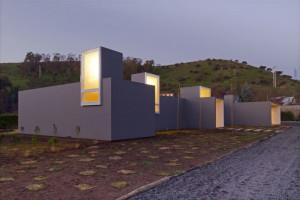 Casa Lucernas by 01Arq