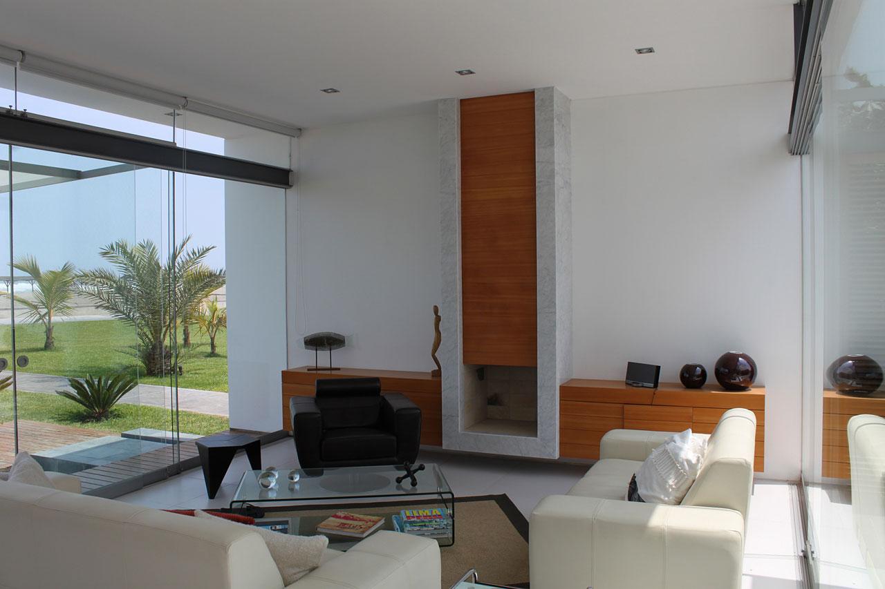 Casa de playa bora bora by arquitectos homedezen for Decoracion de casas de playa modernas