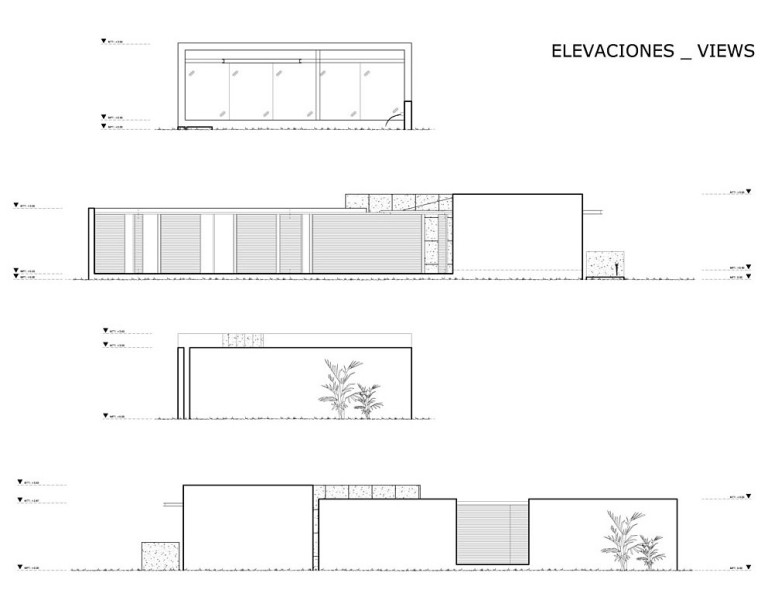 Beach House by 2.8x Arquitectos