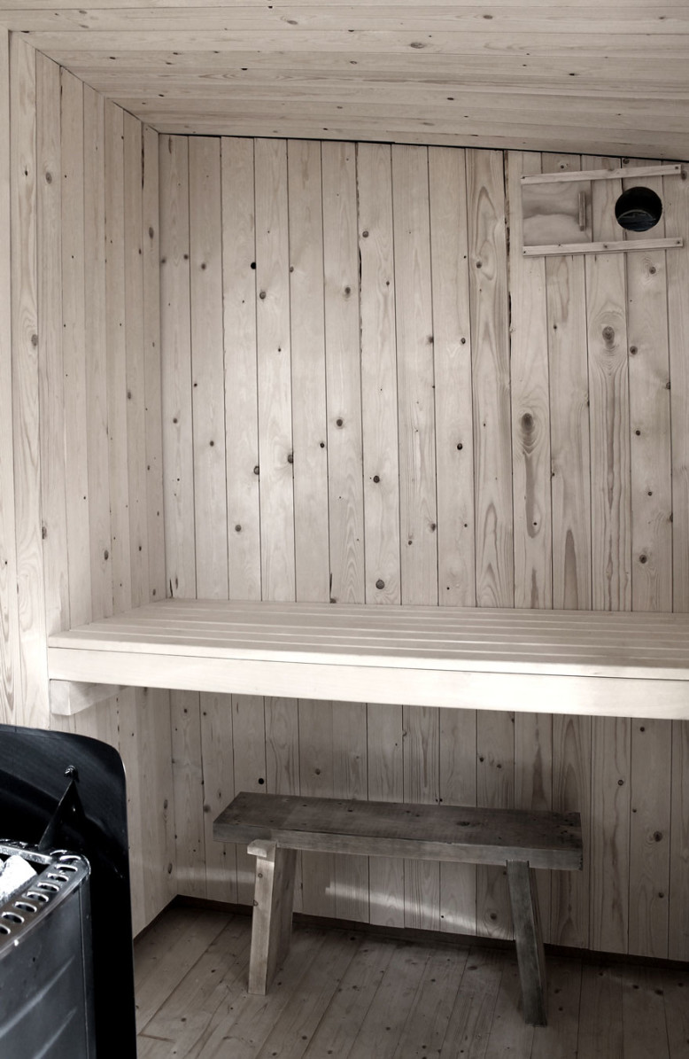 Wooden Cabin in Sweden