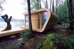 Hardanger Retreat by Todd Saunders and Tommie Wilhelmsen