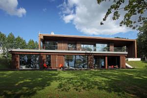 Holiday Home at Aluksne Lake by AB3D Ltd