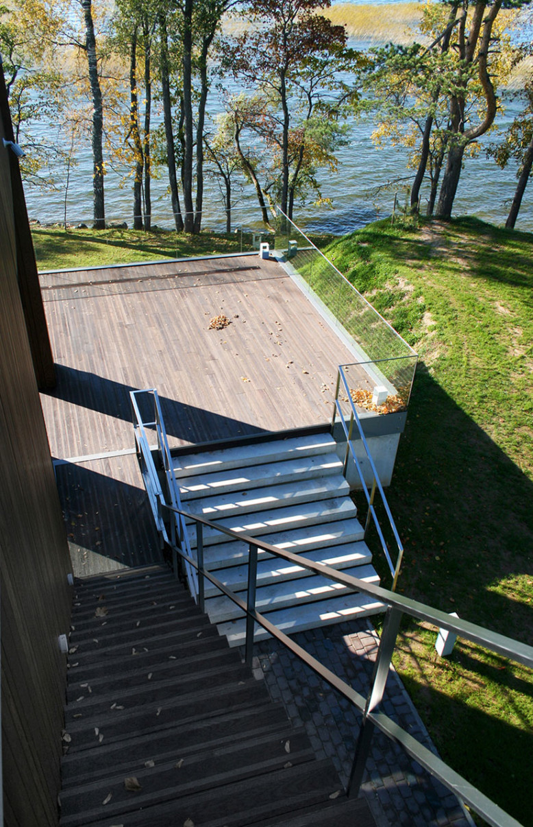 Holiday Home at Aluksne Lake by AB3D Ltd.