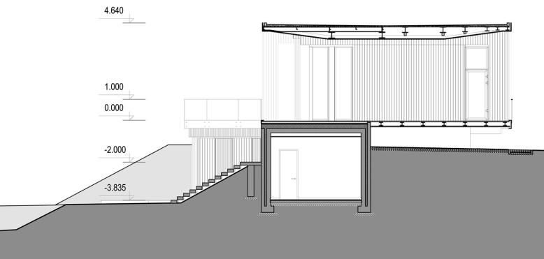 Contemporary Villa by AB3D Ltd.