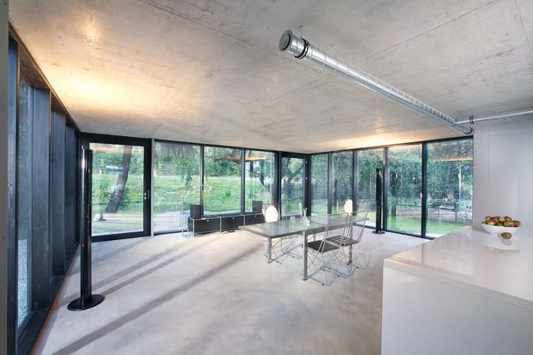 House V by Architekturbureau Jakob Bader