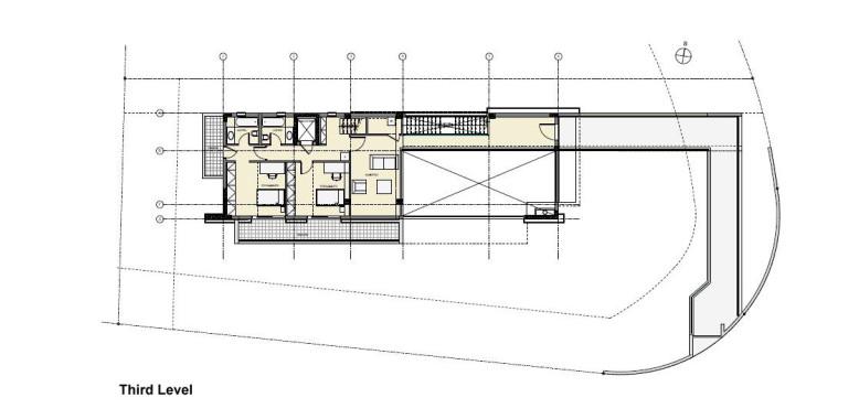 Modern House by Nikos Koukourakis & Associates
