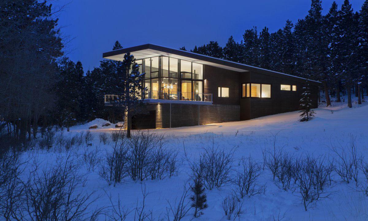 Lodgepole Retreat By Arch11 Homedezen